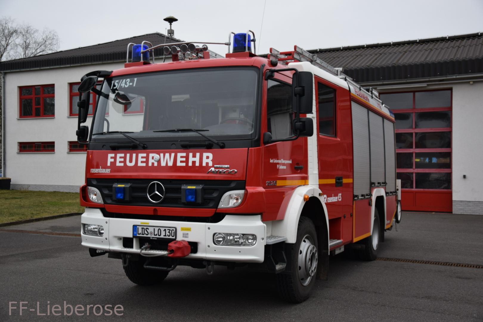 HLF20/16 FF Lieberose